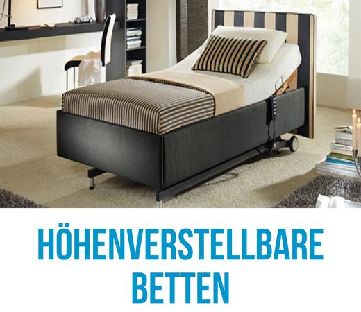 höhenverstellbare Betten für senioren