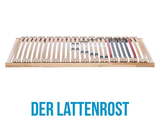 Lattenroste in allen Größen und Varianten bei Bettenhaus Berner