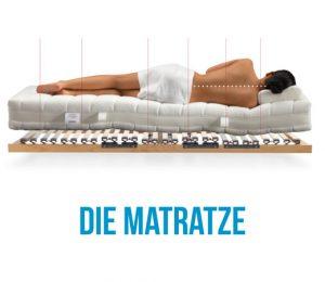 matratzenberatung im Bettenhaus Berner welche Matratzen