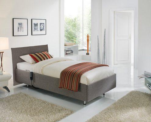 einzelbett polster für die pflege schönes bett