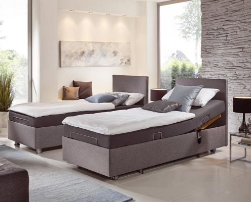 pflegedoppelbett hoehnverstellbar
