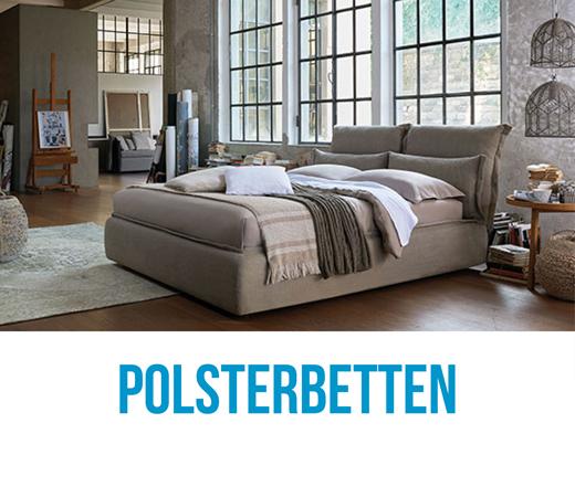 polsterbetten in allen Farben für München und Miesbach kaufen