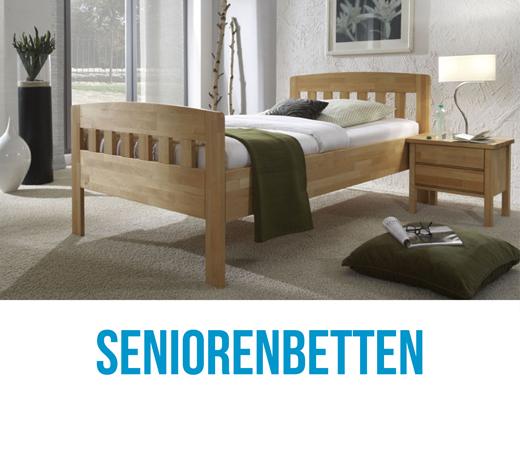 seniorenbetten für guten schlaf im Alter