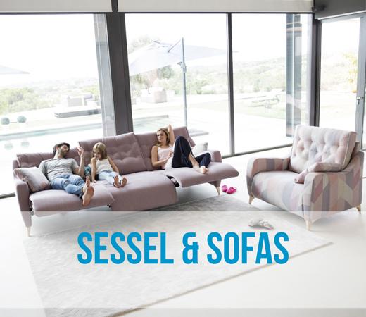 sessel und Sofas von Fama bie bettenhaus Berner