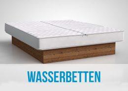 Wasserbetten in allen Größen und Qualitäten vom Fachhändler Bettenhaus Berner